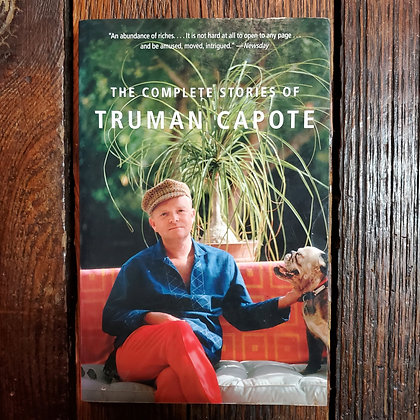 The Complete Stories of TRUMAN CAPOTE - Softcover Book
