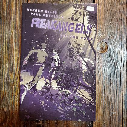 FREAKANGELS - Graphic Novel Volume Four