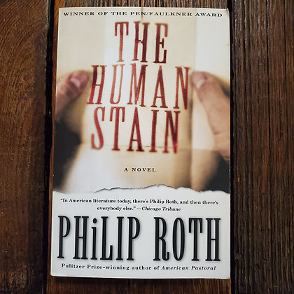Roth, Philip : THE HUMAN STAIN - Softcover Book
