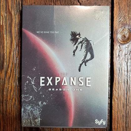 THE EXPANSE : Season One - 3 DVD Set