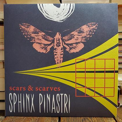 SCARS & SCARVES : Sphinx Pinastri - Local Vinyl LP (2020)