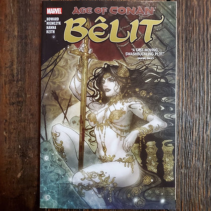 BÊLIT Age Of Conan Comic