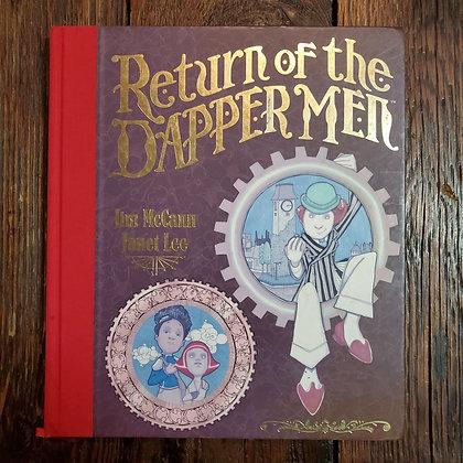 RETURN OF THE DAPPER MEN Janet Lee / Jim McCann - Hardcover Comic