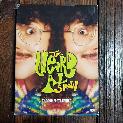 THE WEIRD AL SHOW - RARE Complete Series DVD Set