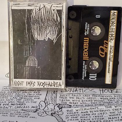 MINDBLEEDER - Demo IV Night Imp's Nostalgia TAPE