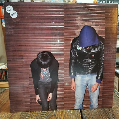 CRYSTAL CASTLES • [Rare OG Press Vinyl LP]