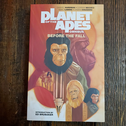 PLANET OF THE APES OMNIBUS Before The Fall - Graphic Novel