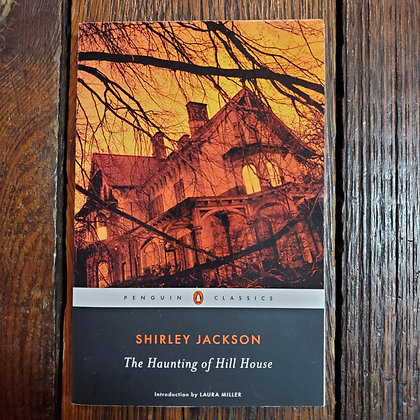 Jackson, Shirley : THE HAUNTING OF HILL HOUSE - Softcover Book