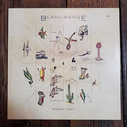 BLANCMANGE : Mange Tout - Vinyl LP