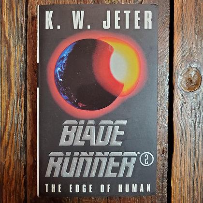 Jeter, K.W. : BLADE RUNNER 2 The Edge Of Human - Orion Paperback