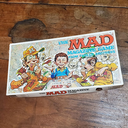 MAD 1979 Board Game