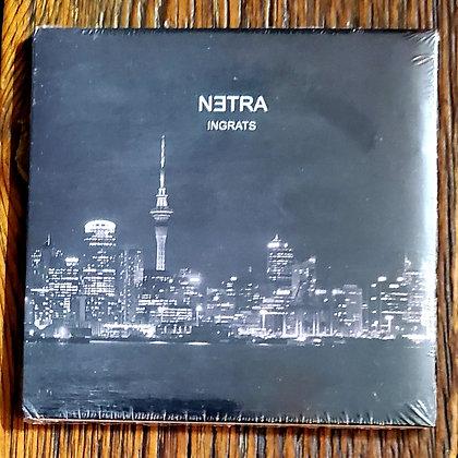 Netra : Ingrats - CD [NEW! Hypnotic Dirge Records]