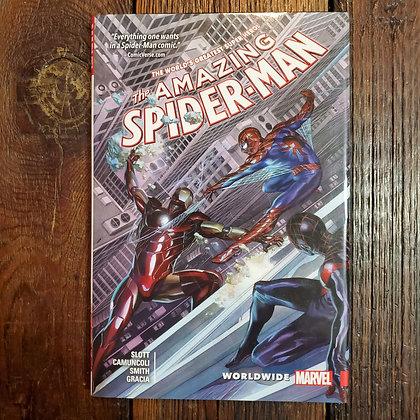 AMAZING SPIDERMAN Worldwide Hardcover #2