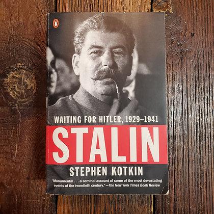 Kotkin, Stephen - STALIN