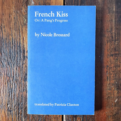 Broussard, Nicole : FRENCH KISS - 1986 Softcover Book