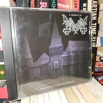 A Tribute to MAYHEM CD
