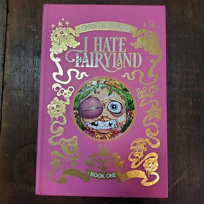 I HATE FAIRYLAND Book One Hardcover Comic