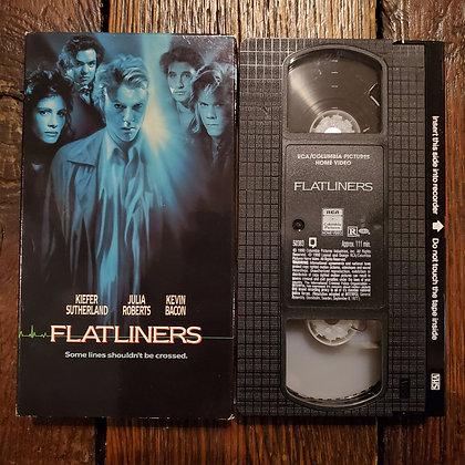 FLATLINERS - VHS