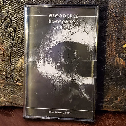 BLOODLINE ASCENSION TEMPLE : Rise Vanity Fall - Tape