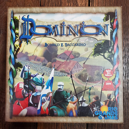 DOMINION - Game