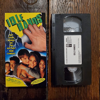 IDLE HANDS - Promo VHS