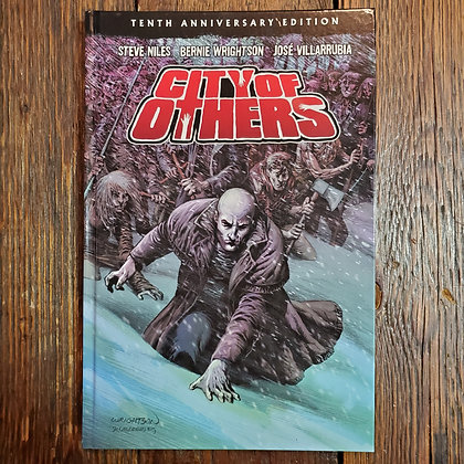 CITY OF OTHERS Hardcover Comic (Wrightson / Niles / Villarrubia)