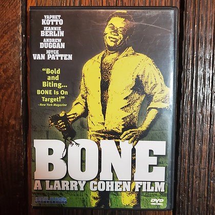 BONE Larry Cohen Film - Blue Underground DVD