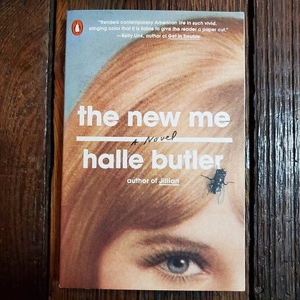 Butler, Halle : THE NEW ONE - Softcover Book