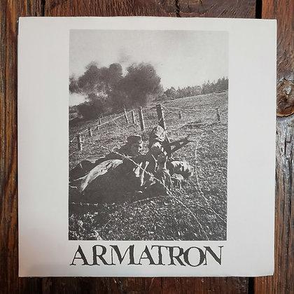 ARMATRON /AS GOOD AS DEAD - 7 Inch Vinyl