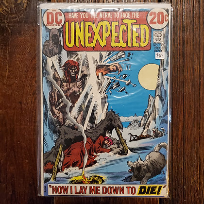 UNEXPECTED #142 - Vintage Comic Book