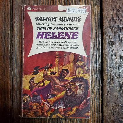 Mundy, Talbot : HELENE - 1967 Paperback