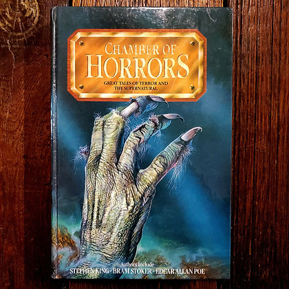 CHAMBER OF HORRORS - Hardcover Book