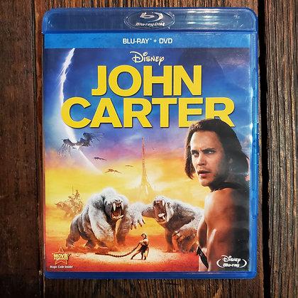 JOHN CARTER Bluray