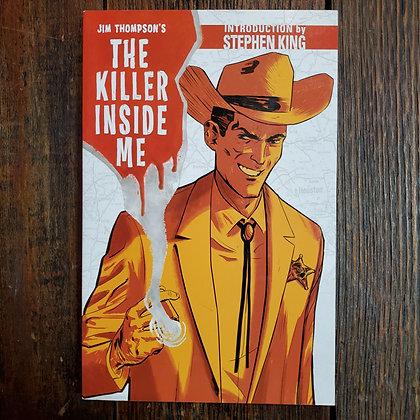 Jim Thompson's THE KILLER INSIDE ME Graphic Novel