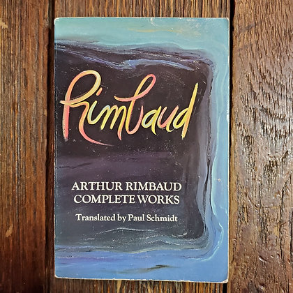 Rimbaud, Arthur : Complete Works - Softcover