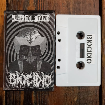 BIOCIDIO : 20FUCKING12 TOUR TAPE