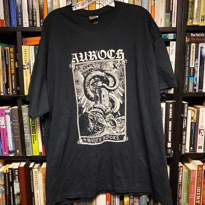 AUROCH : Mute Books - [NEW] Shirt Size XXL