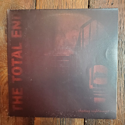 THE TOTAL END : Chasing Nightmares - Vinyl LP