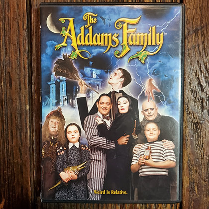 ADAMS FAMILY DVD
