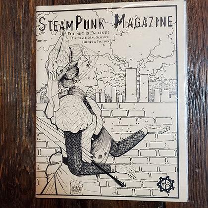 Rare - SteamPunk Magazine #3