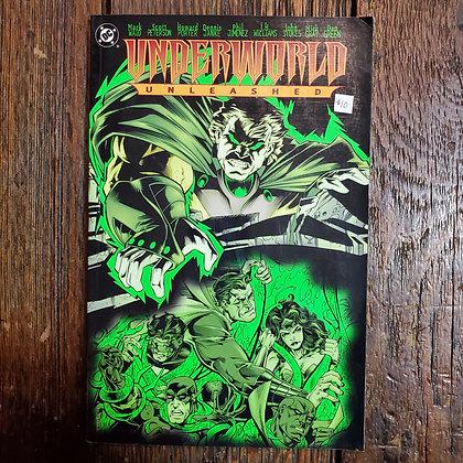 UNDERWORLD : Unleashed - Graphic Novel