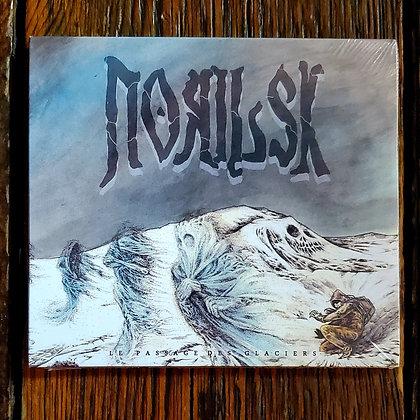 Norilsk:Le Passage Des Glacier - CD [NEW! Hypnotic Dirge Records]