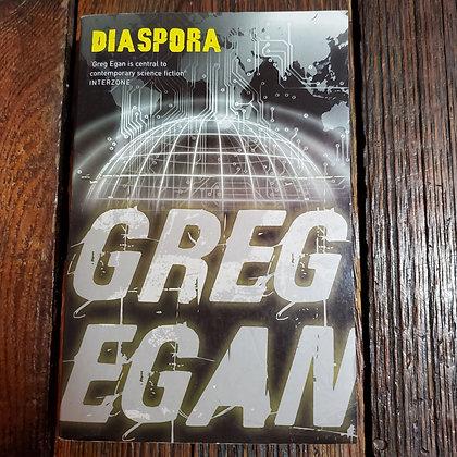 Egan, Greg - DIASPORA (Softcover)