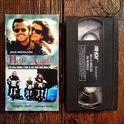 HELLS ANGELS - VHS