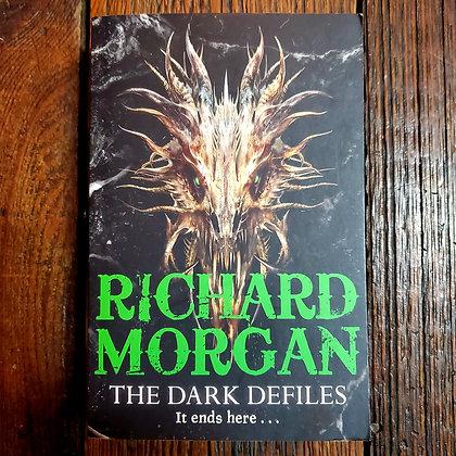 Morgan, Richard : THE DARK DEFILES - Softcover Book