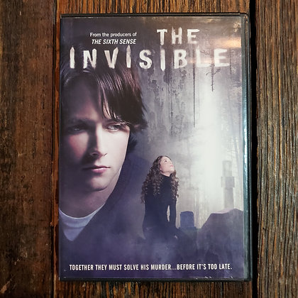 THE INVISIBLE DVD