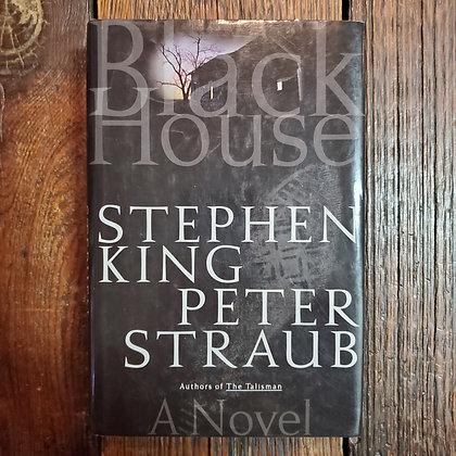 King & Straub : BLACK HOUSE - Hardcover Book