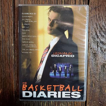 THE BASKETBALL DIARIES DVD