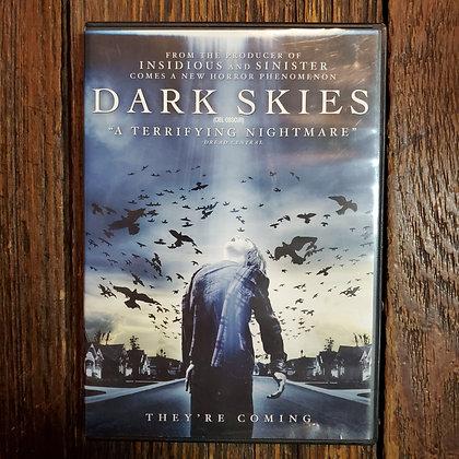 DARK SKIES DVD