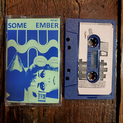 SOME EMBER : Asleep in the Ice Palace - Tape